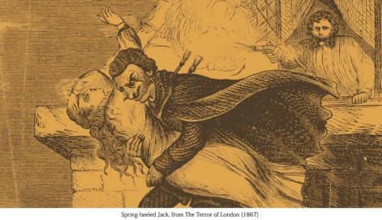 Spring-heeled Jack credited